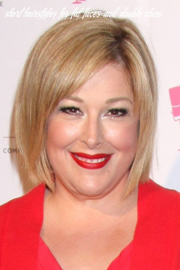 Pin auf hair styles short hairstyles for fat faces and double chins