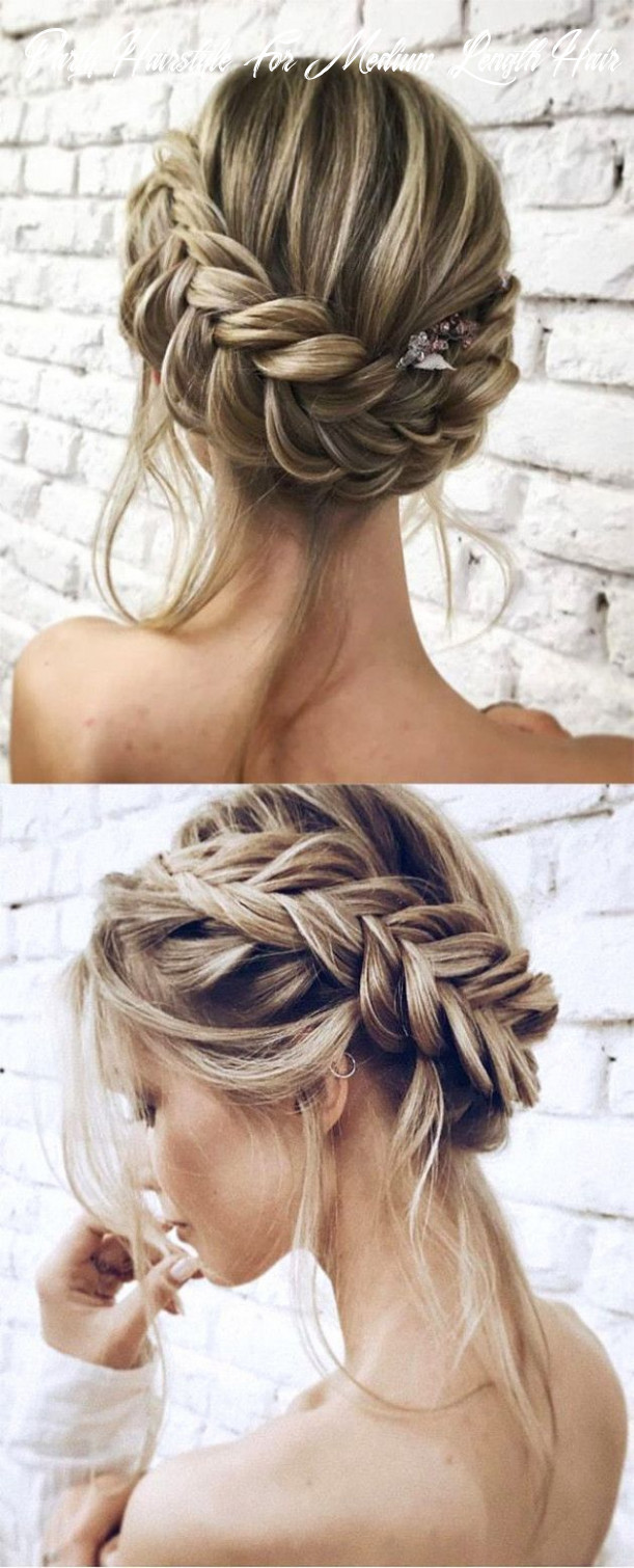 Pin auf hairstyles party hairstyle for medium length hair