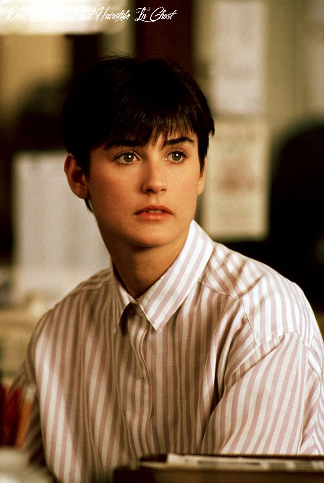 Pin by closet hair on hc in 12 (with images)   demi moore short