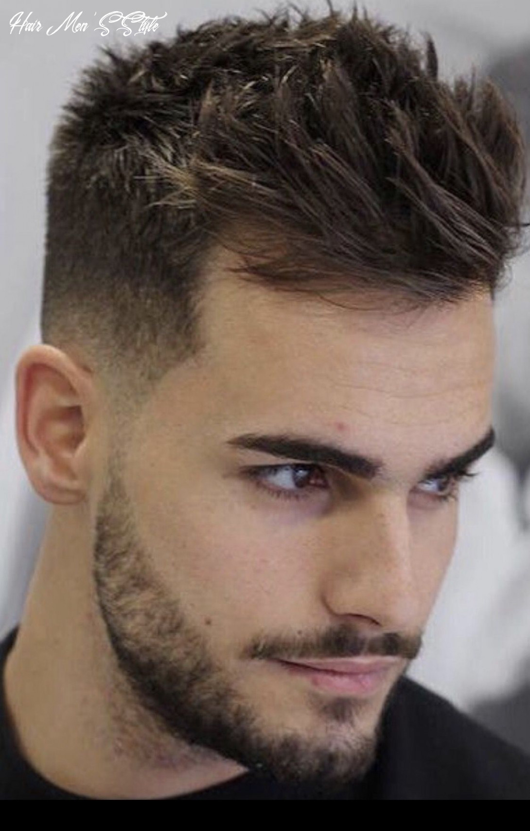 Pin by men style expert on handsome men face | mens hairstyles