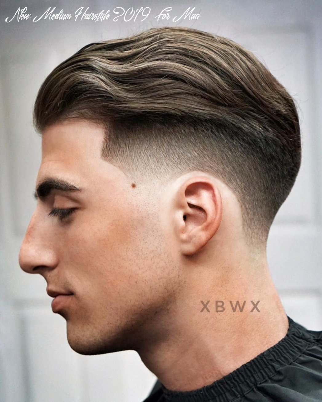 Pin on 12 men hairstyle 12 new medium hairstyle 2019 for man