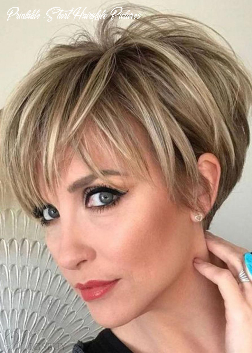 Pin on free printable coloring pages printable short hairstyle pictures