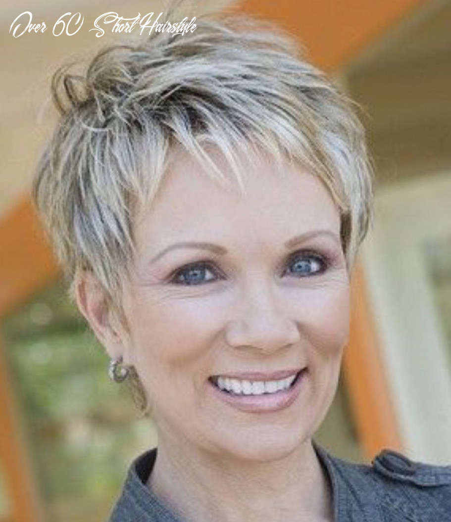 Pin on gray colors over 60 short hairstyle