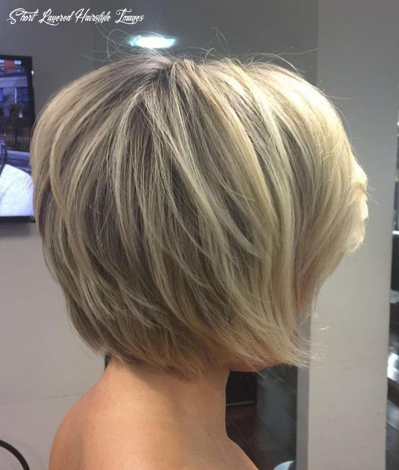 Pin on hair care short layered hairstyle images