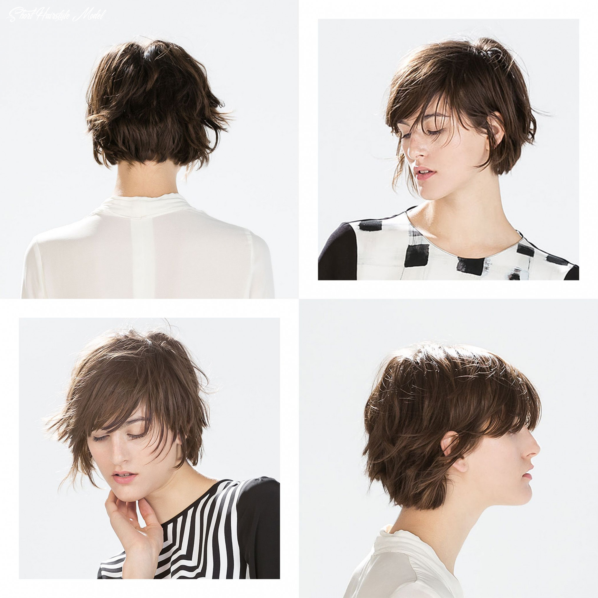 Pin on hair inspo short hairstyle model