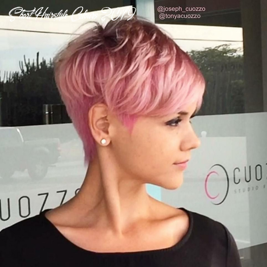 Pin on hair short hairstyle colours 2019
