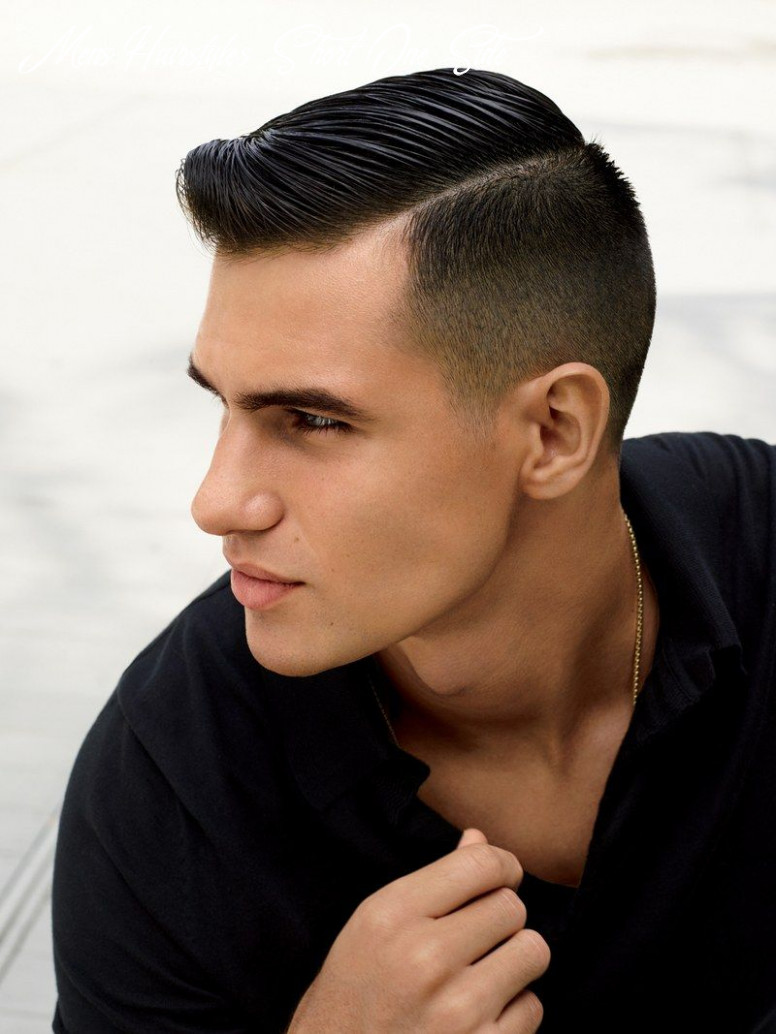 Pin on hairstyles mens hairstyles short one side