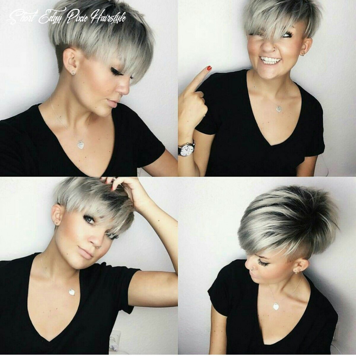Pin on health &beauty! short edgy pixie hairstyle