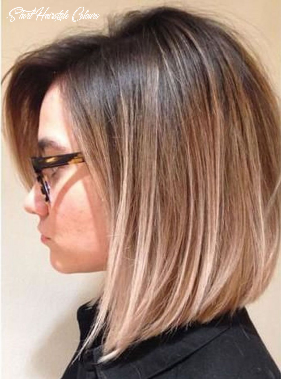 Pin on my style short hairstyle colours