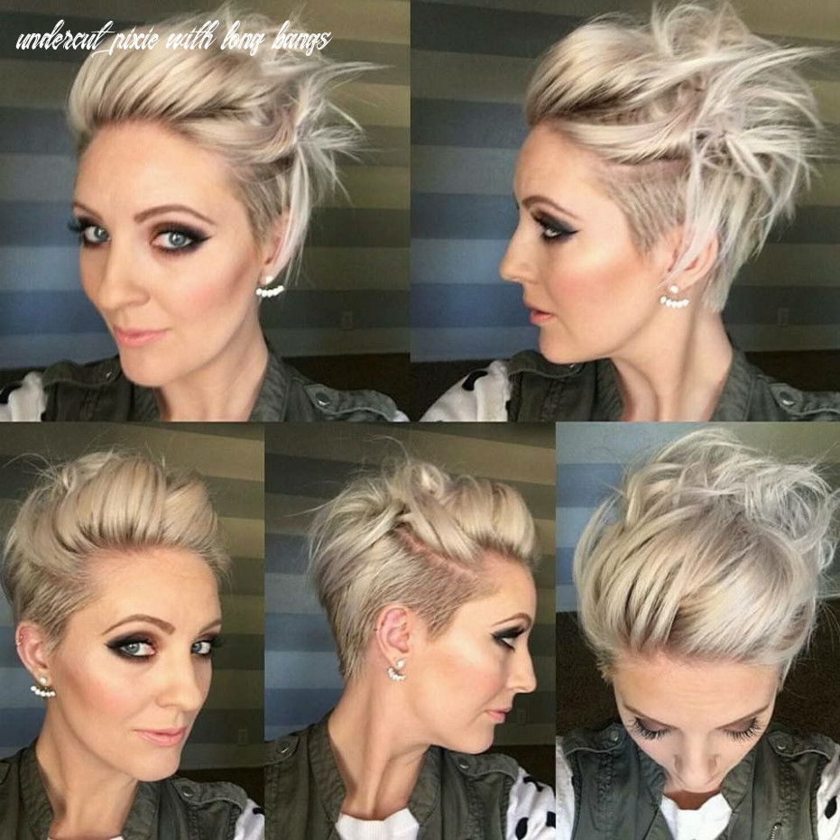 Pin on new hair new you undercut pixie with long bangs