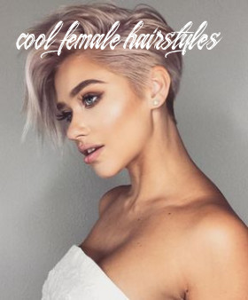 Pin on short hair cool female hairstyles