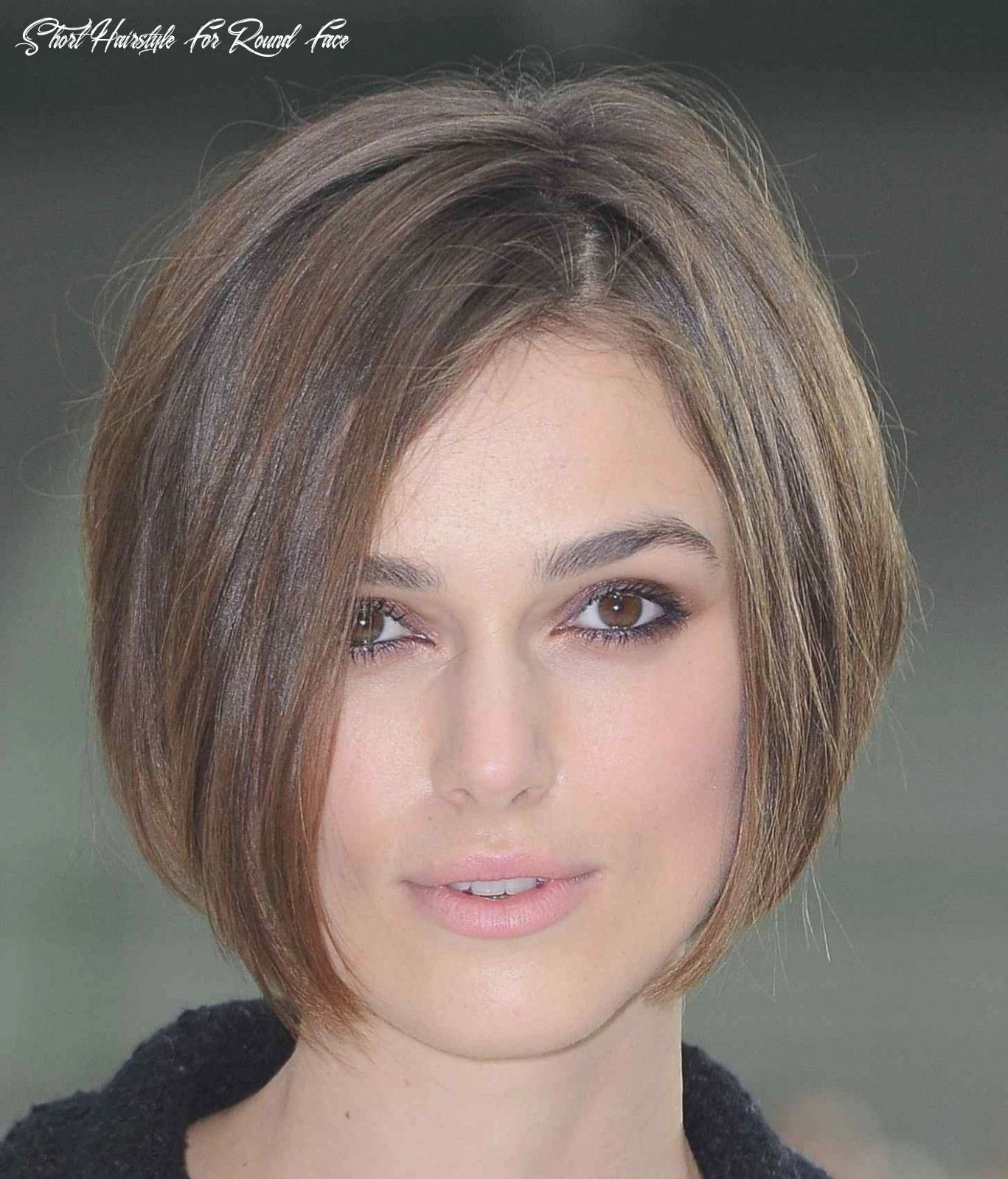 Pin on short hair short hairstyle for round face