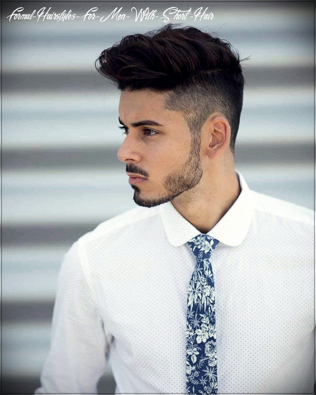 Pin on tipos de corte formal hairstyles for men with short hair