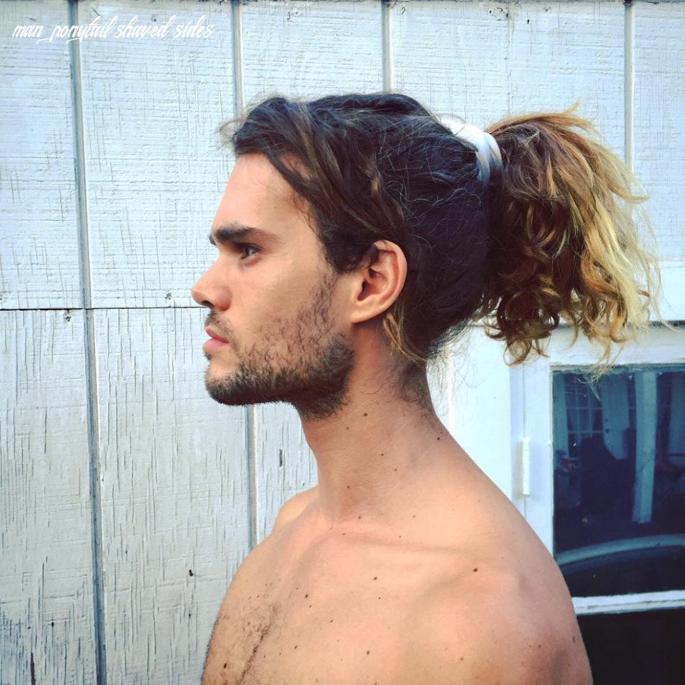 Ponytail haircuts: best 12 ponytail hairstyles for boys and men