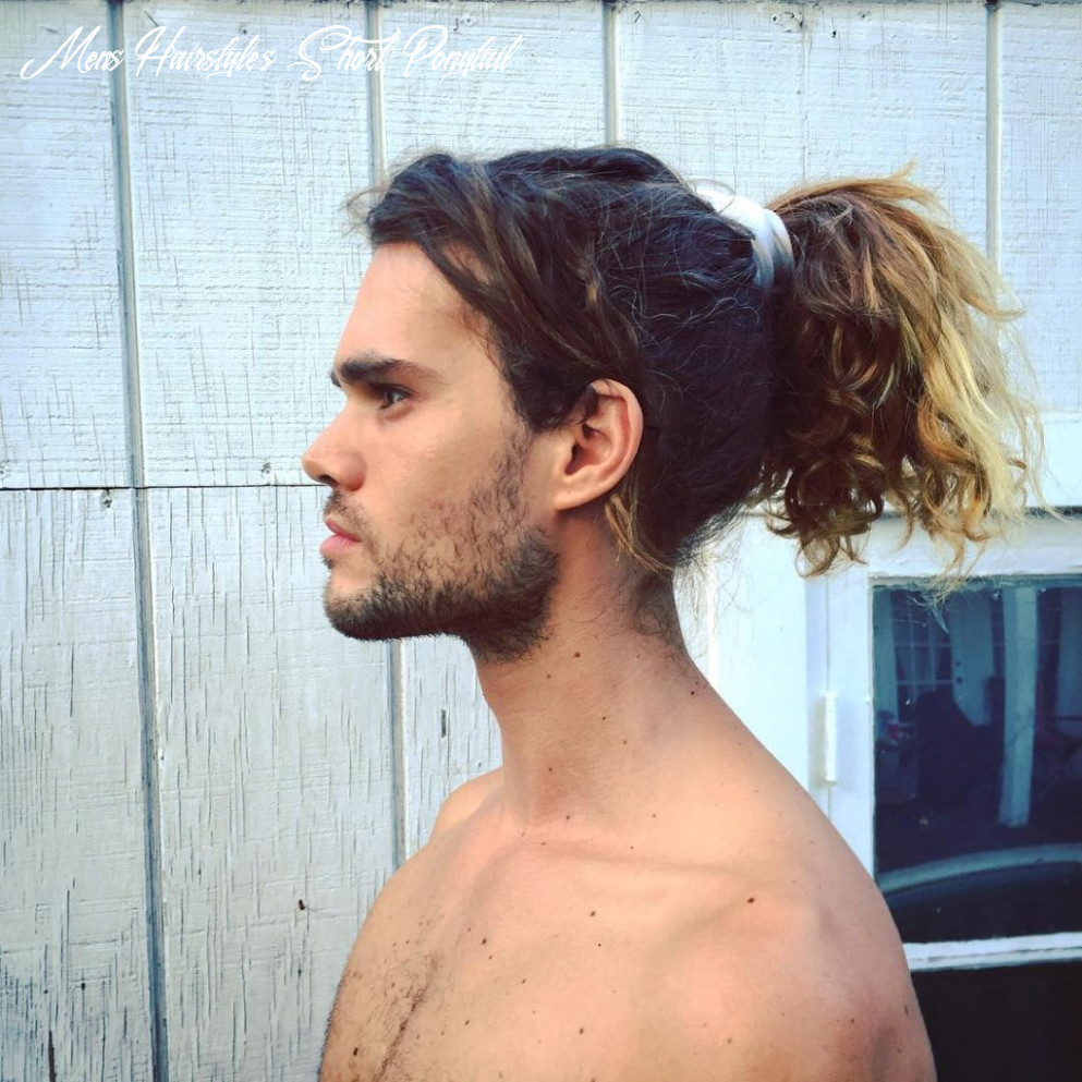 Ponytail haircuts: best 9 ponytail hairstyles for boys and men