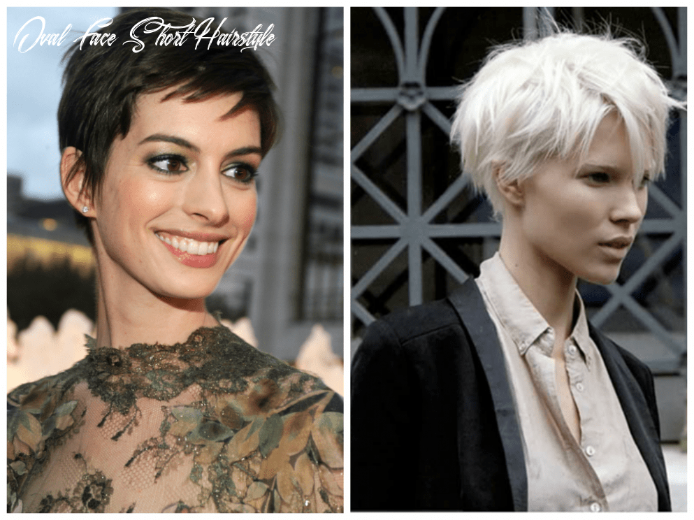 Short hairstyles for an oval face shape women hairstyles oval face short hairstyle