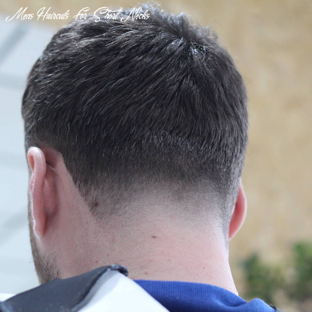 Short hairstyles for men: totally cool 12 styles mens haircuts for short necks