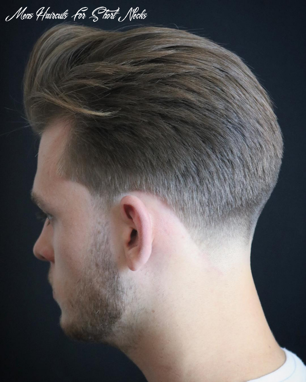 Stay timeless with these 12 classic taper haircuts mens haircuts for short necks