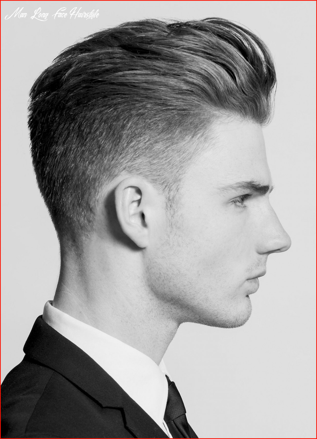 Style : short hairstyles for men long face plus style exceptional