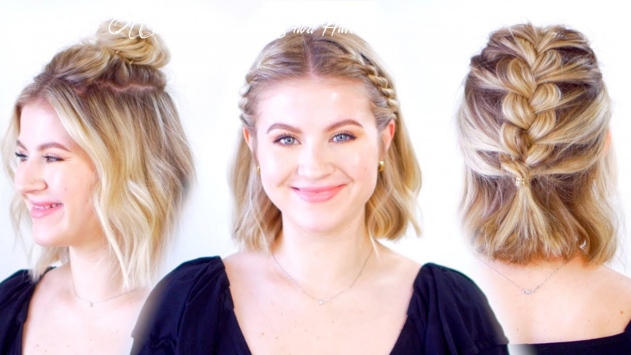 Super cute short hairstyles how to do a cute hairstyle for short hair
