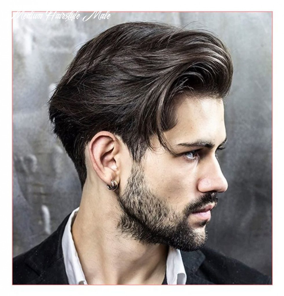The 10 best medium length hairstyles for men | improb medium hairstyle male