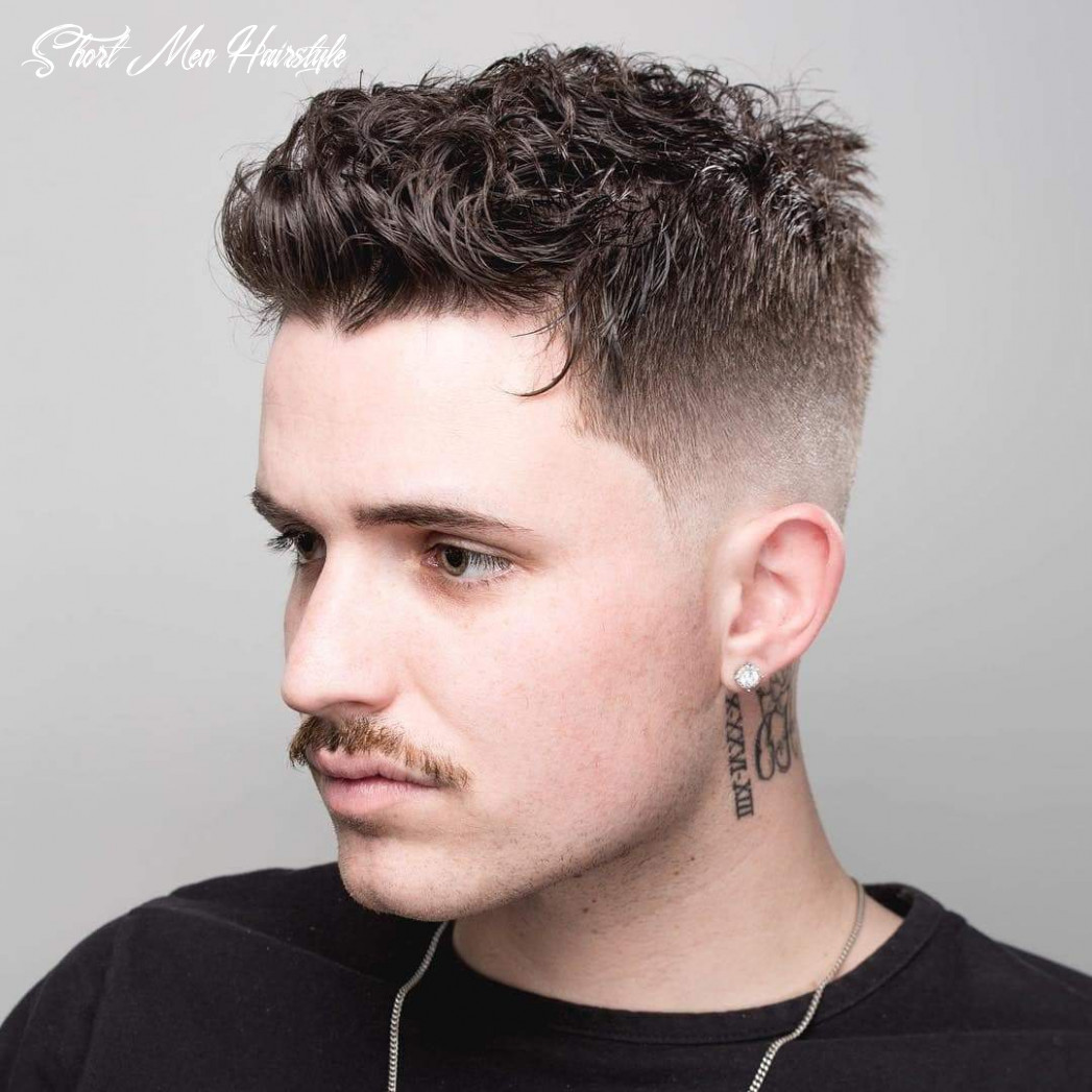The 11 best short hairstyles for men   improb short men hairstyle