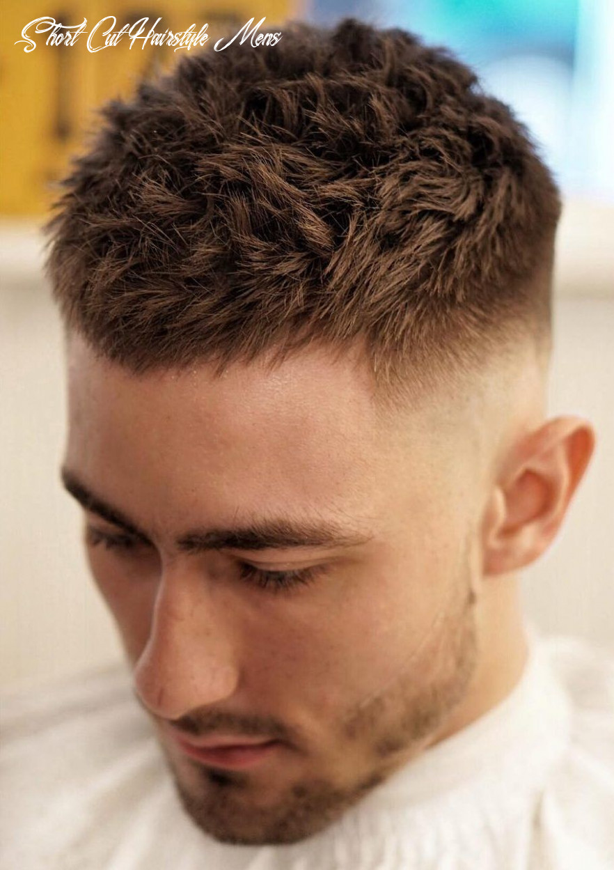 The 9 best short hairstyles for men | improb short cut hairstyle mens