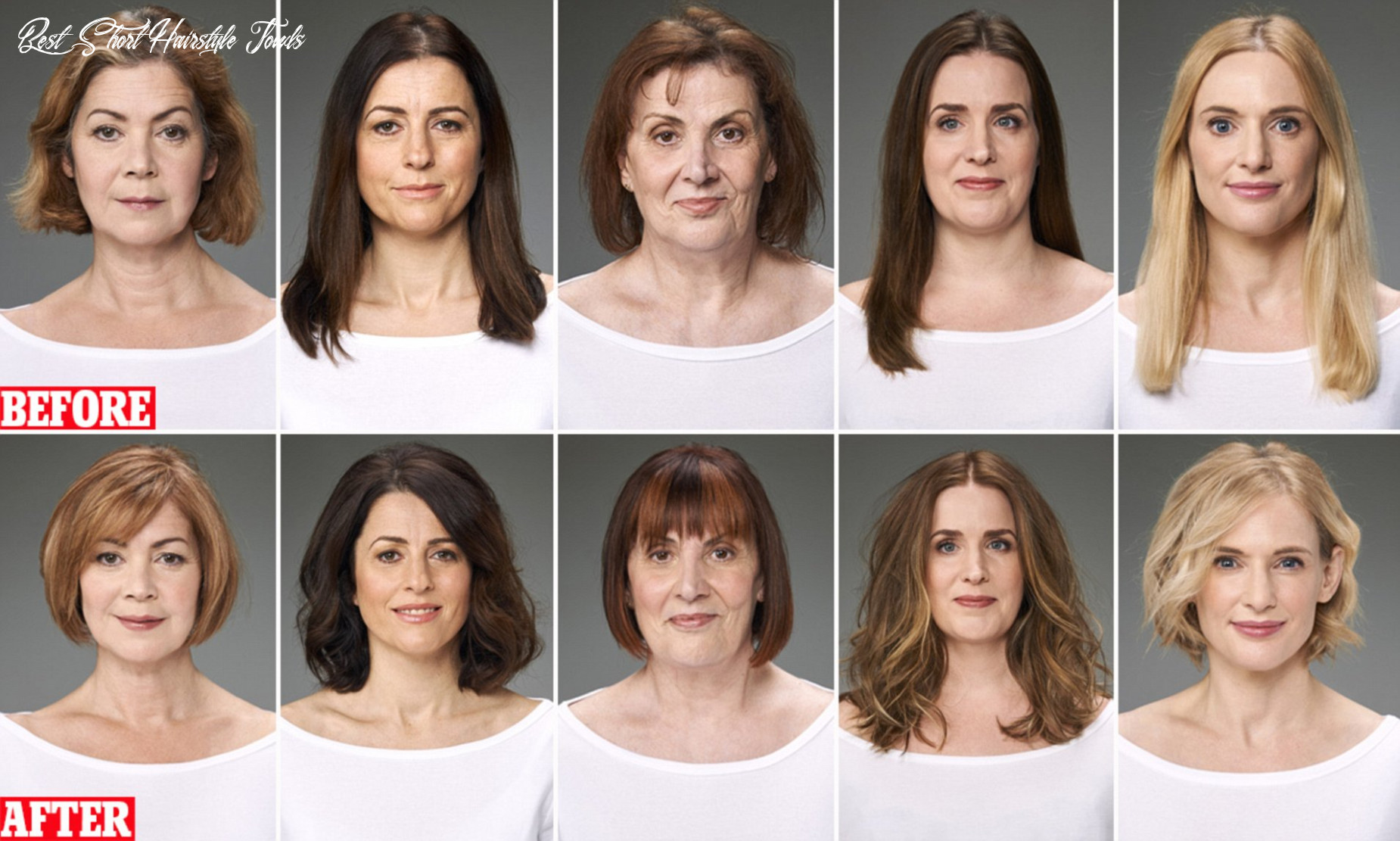 The haircuts as anti ageing as a facelift!   daily mail online best short hairstyle jowls