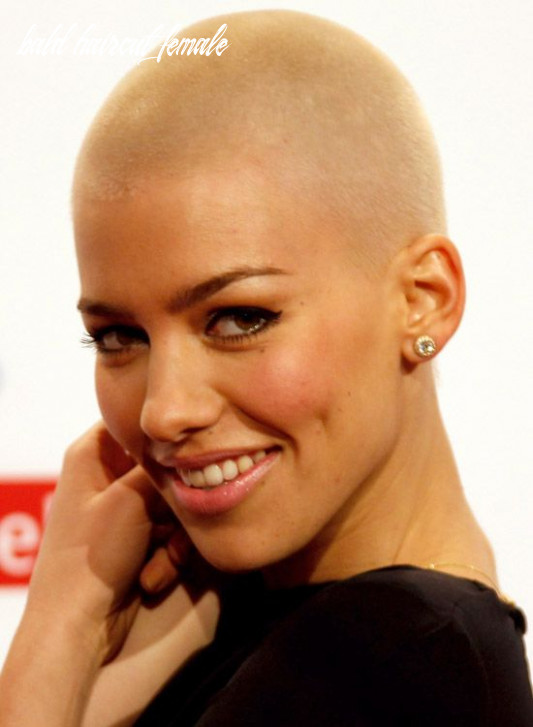 Top 10 bold bald and beautiful hairstyles | bald hair, hair styles