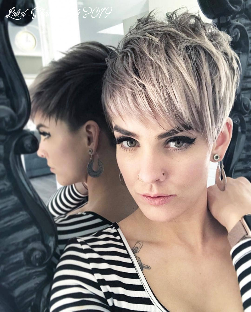 Top 12 most flattering pixie haircuts for women, short hair styles