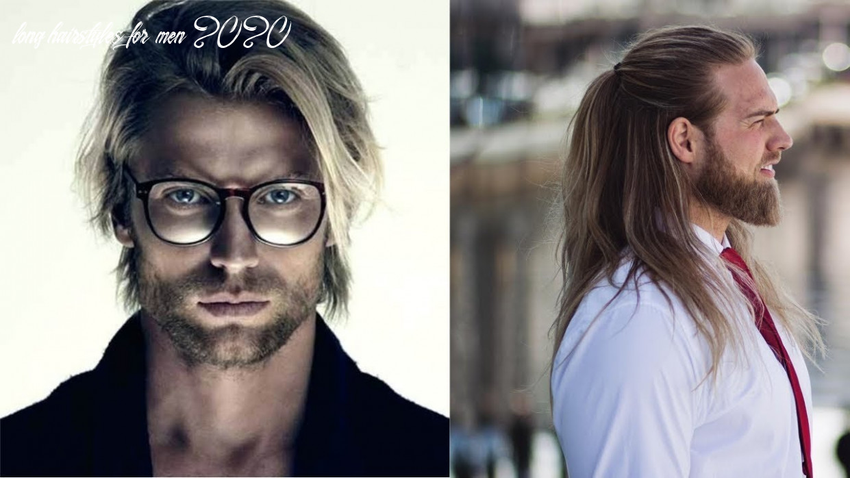 Top 12 stylish long hairstyles for men 12 men with long hairstyles   longer hairstyles video! long hairstyles for men 2020