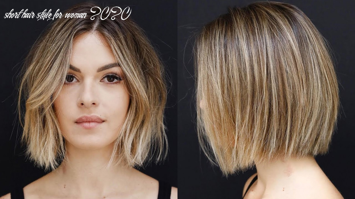 Top short haircuts for women & girls / amazing hair transformation / hair trend 11:11 short hair style for woman 2020