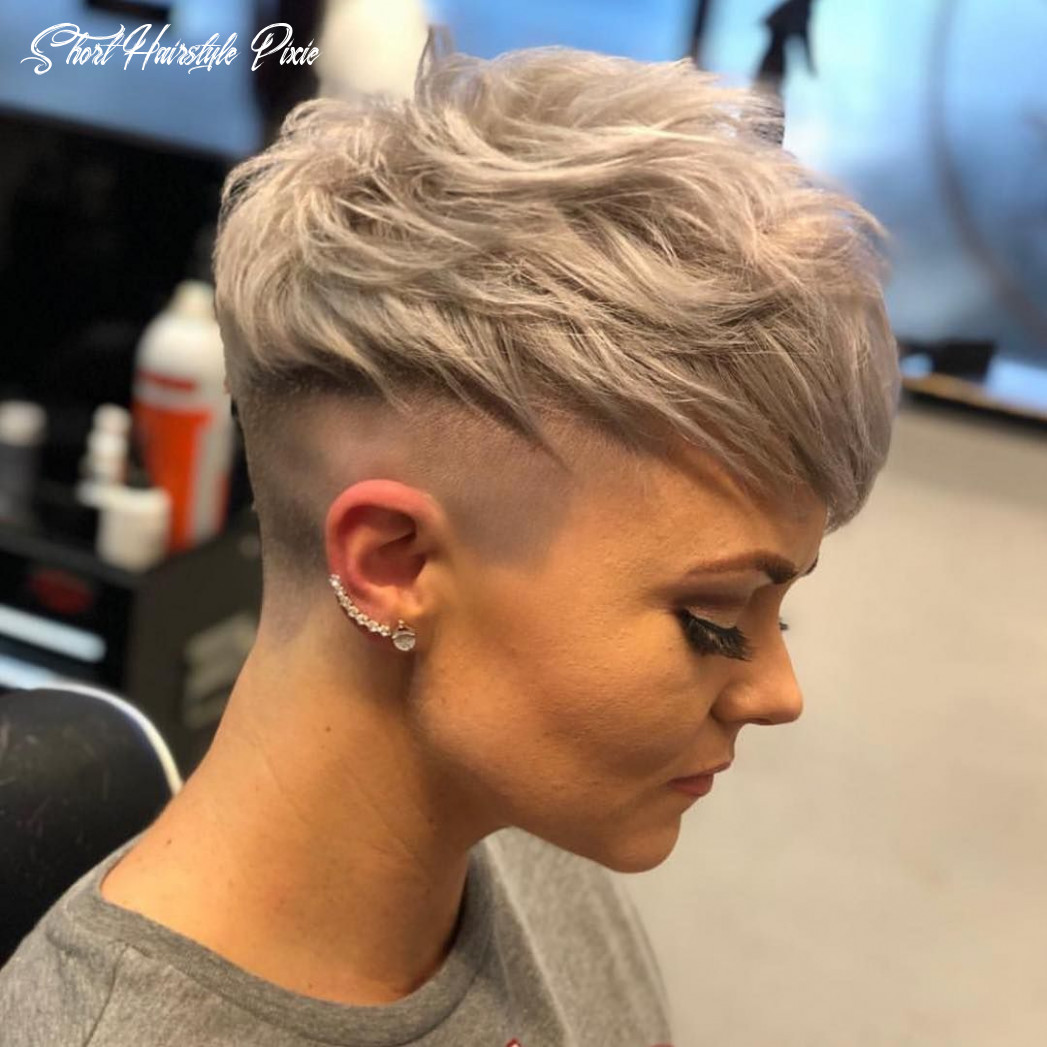 Trendy very short haircuts for women 8 trends in 8