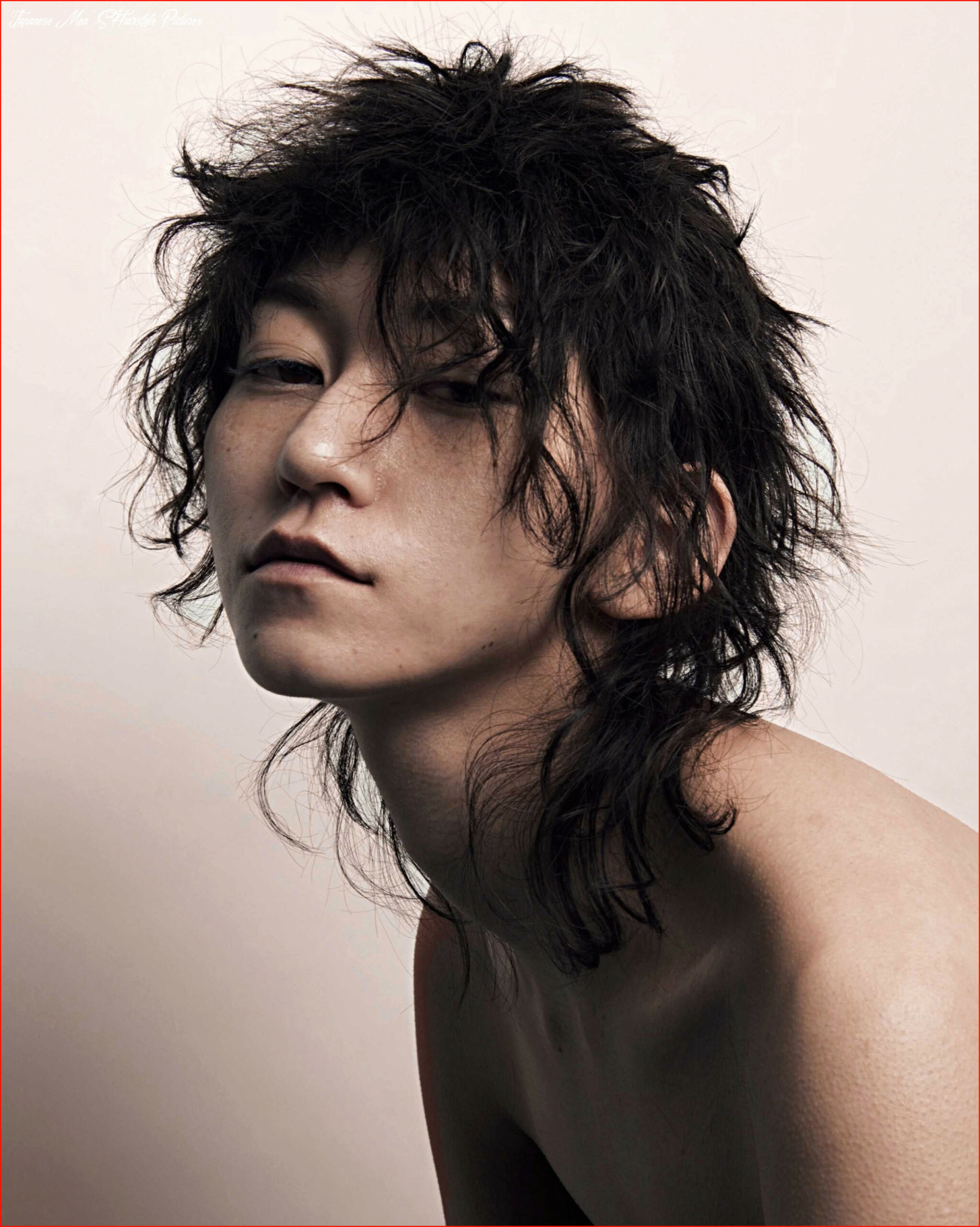 Unique japanese hairstyle male gallery of hairstyles ideas 12