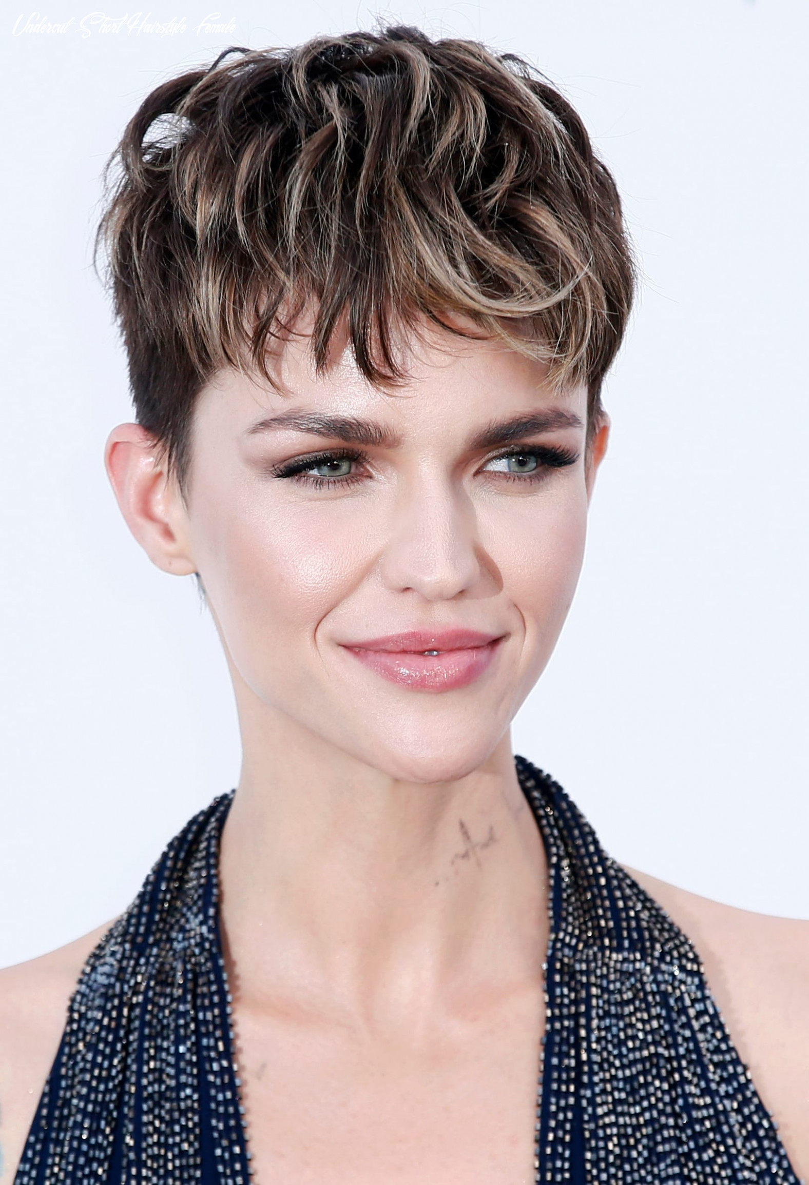 9 latest short hairstyles for women for 9 undercut short hairstyle female