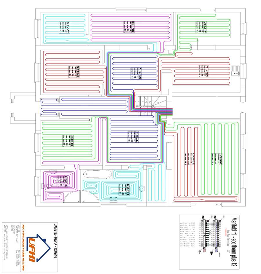 medium resolution of underfloor heating system diagram