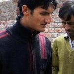 Two Kashmir men