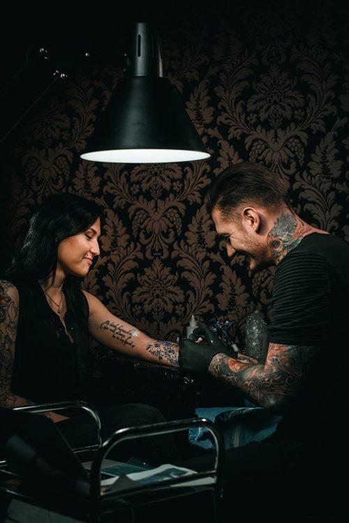 Tattoos Watford - Underground Tattoo & Piercing Watford