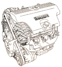 chevy 2 engine diagram pots line wiring gm 3800 series ii servicing repairs