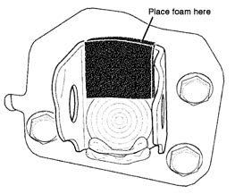 Nissan Tech Tip: Knocking Noise Above Idle