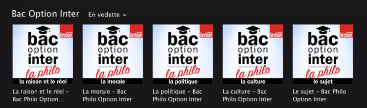 Réviser sa philo avec France Inter