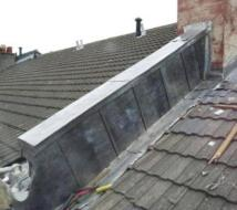 Party Wall Roof Repair