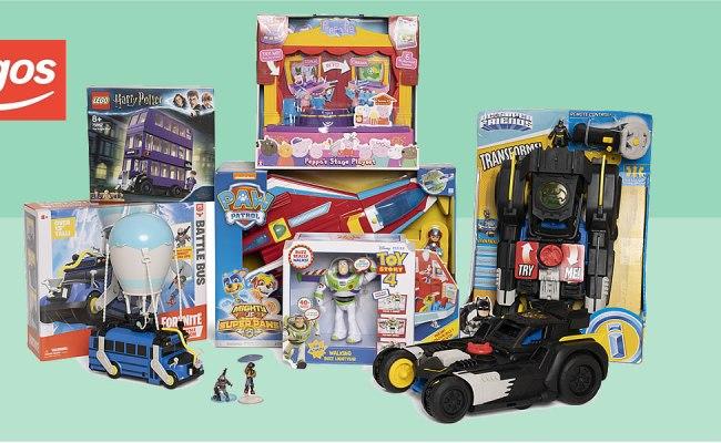 Argos Reveals Top Toys For Christmas 2019