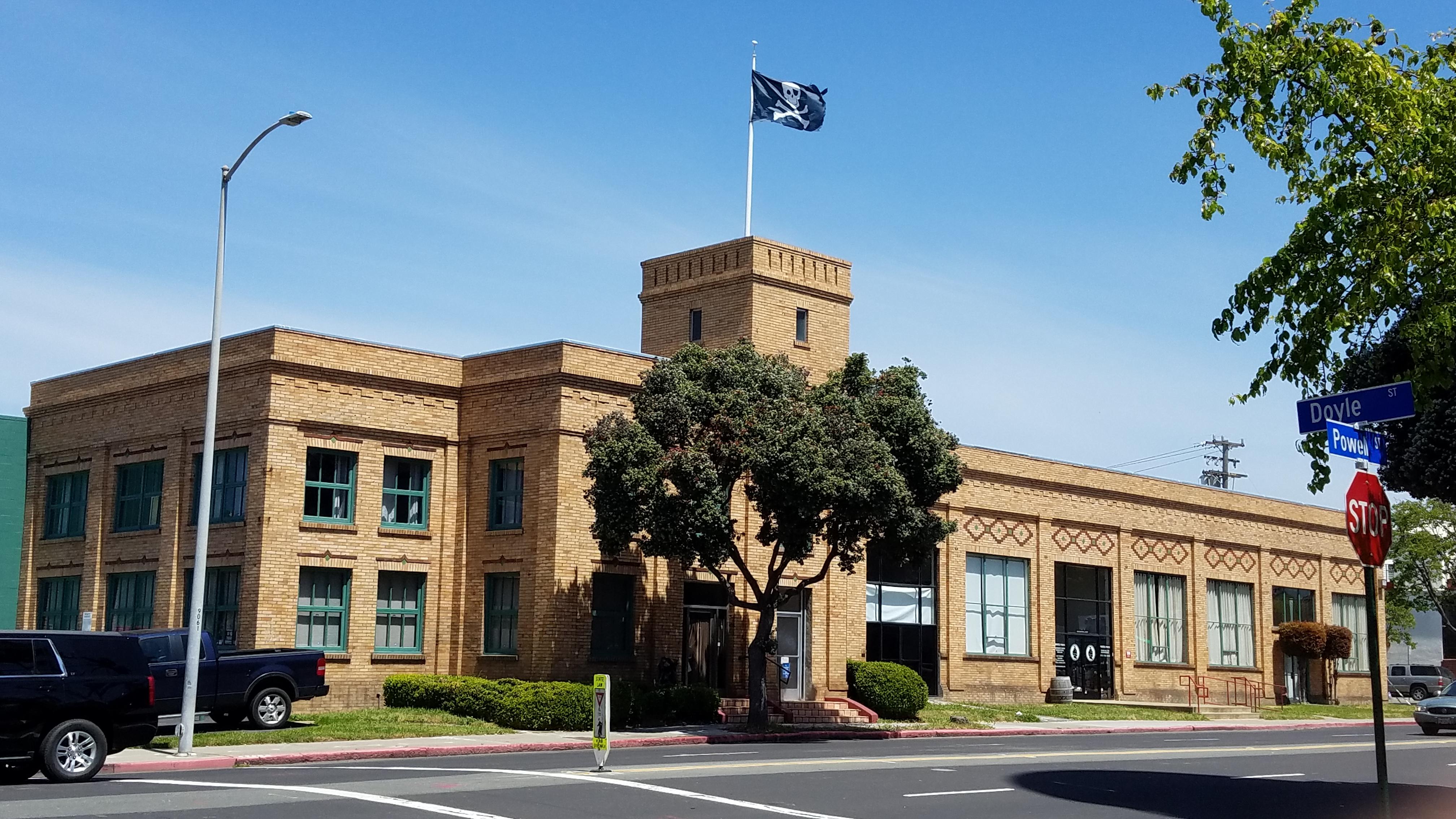 Pirates Press Headquarters