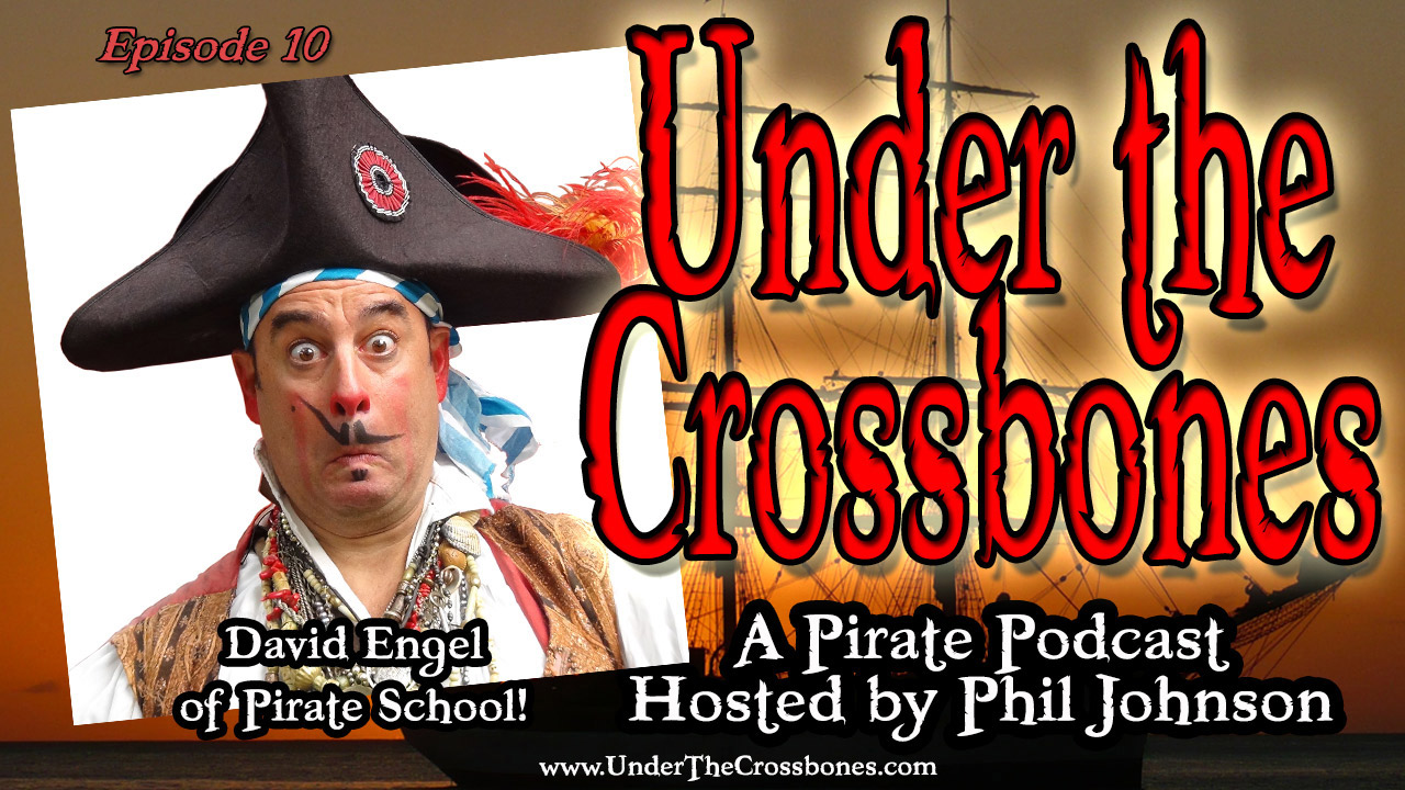 David Engel of Pirate School!