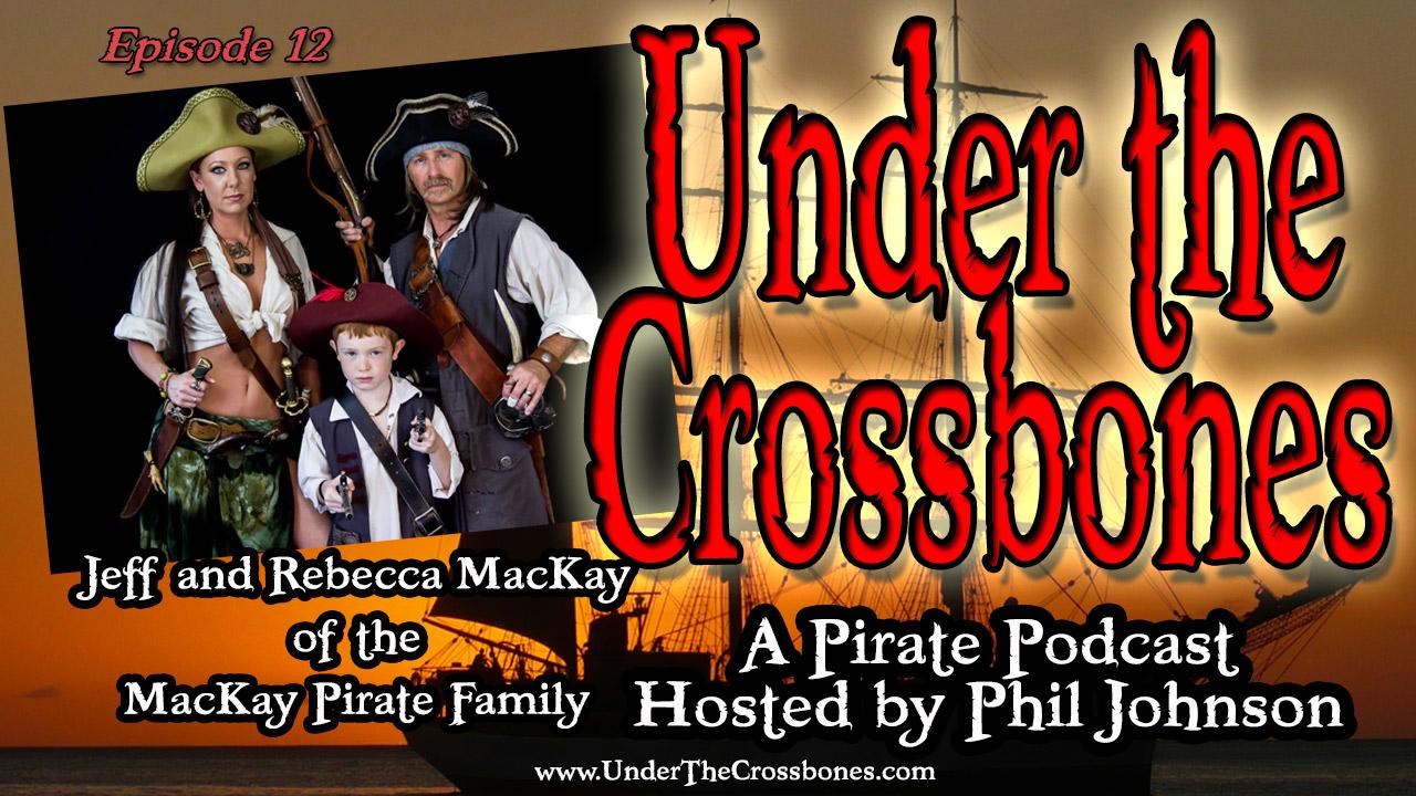 MacKay Pirate Family