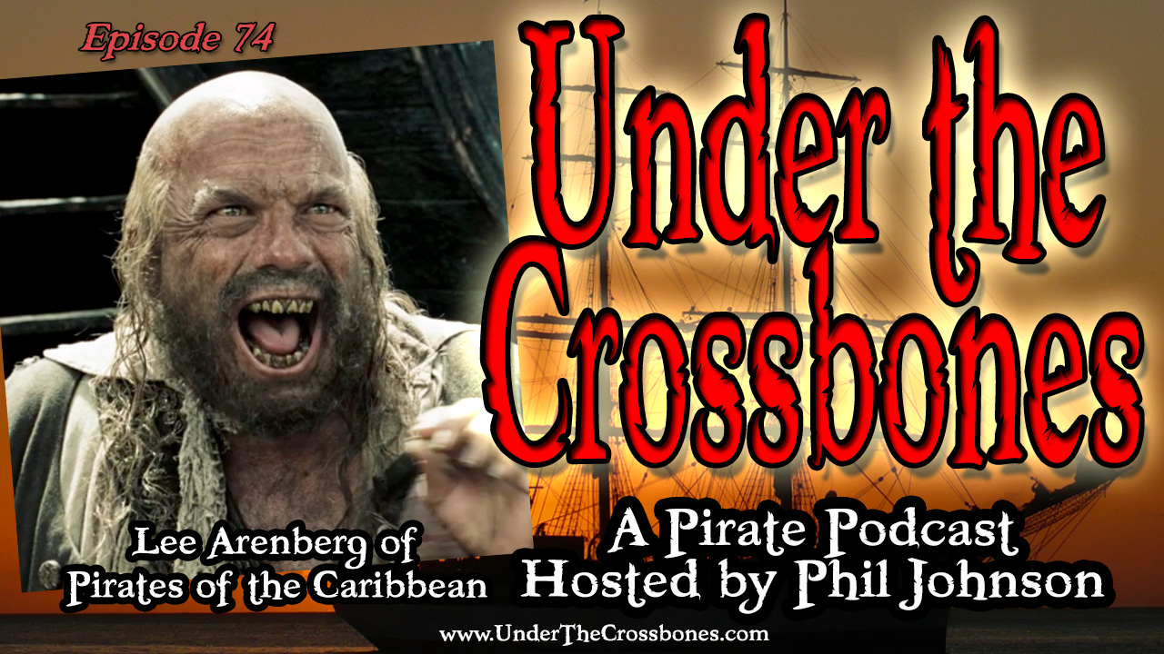 Lee Arenberg of Pirates of the Caribbean