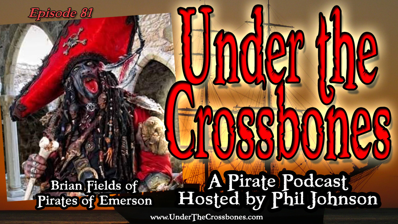 Brian Fields of Pirates of Emerson