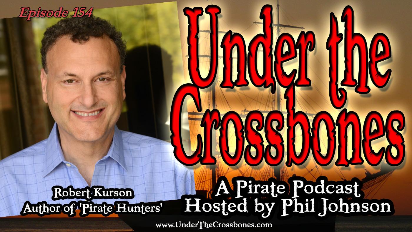Robert Kurson author of Pirate Hunters