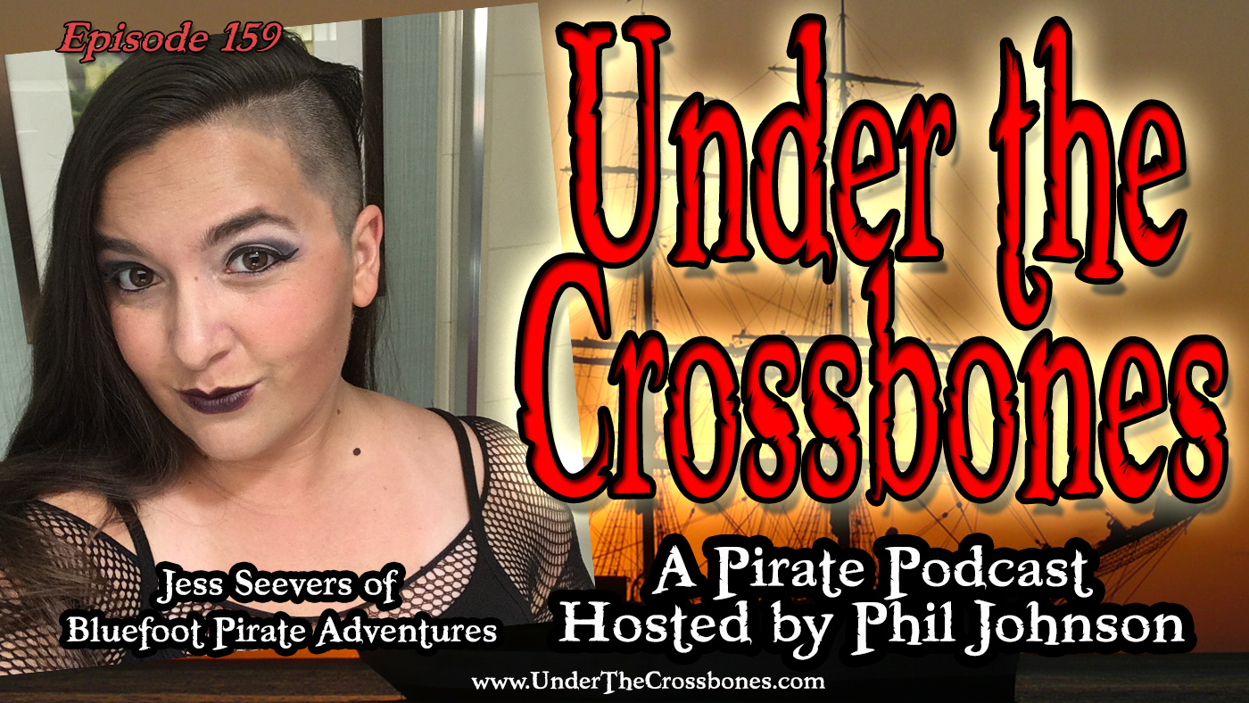 Jess Seevers of Bluefoot Pirate Adventures